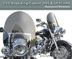 CVO Road King, 40.6, čiré